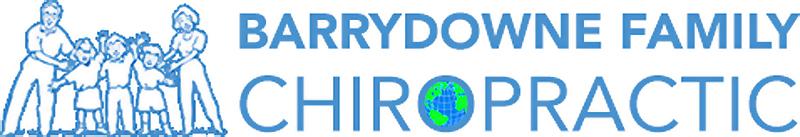 Barrydowne Family Chiropractic Sudbury ON Chiropractor Retina Logo